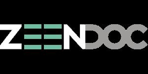 Logo ZeenDoc GED solution professionnels